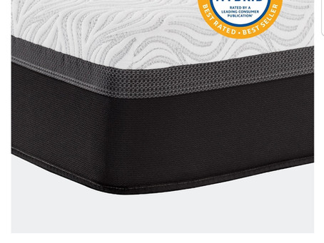 Sealy posturpedic firm Queen Mattress only $999