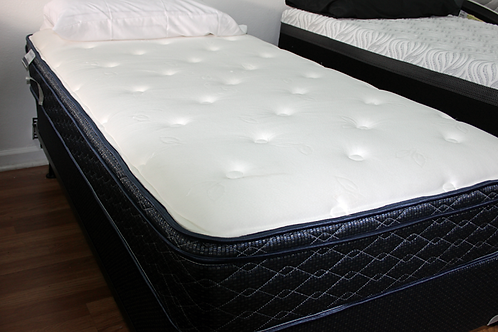 Auburn Plush Euro Top Mattress King