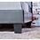 Thumbnail: Winn Park Platform Bed Frame Leatherette Grey