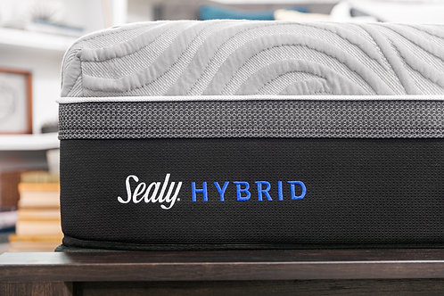 Sealy Posturepedic Hybrid Performance Copper II Plush Cal-King