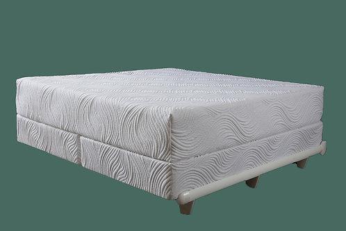 Pure Talalay Bliss Beautiful 10 inch latex mattress