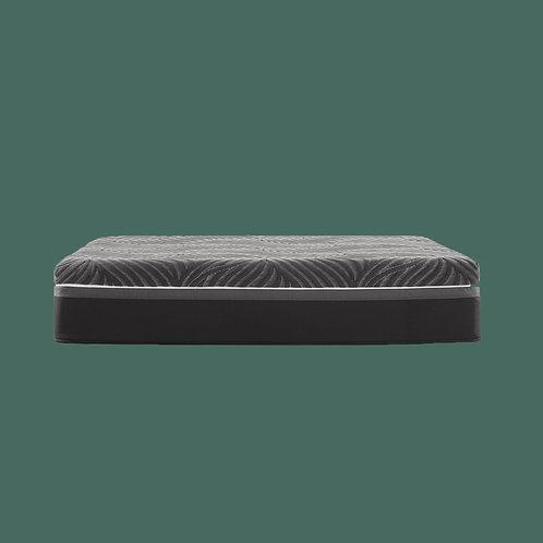 King Sealy Posturepedic Hybrid Premium Silver Chill Plush 14 Inch Mat
