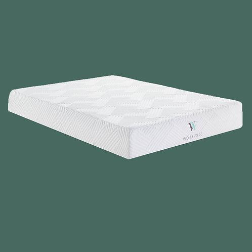 Wellsville Gel Memory Foam Mattress & Adjustable Base