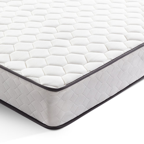 "8"" Malouf Hybrid Mattress Firm Queen"