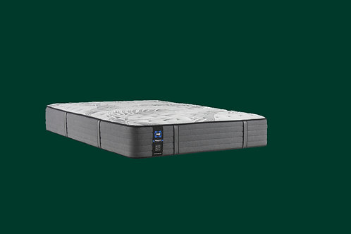 Split Cal-King Sealy Posturepedic Plus Satisfied II 12 Inch Cushion Firm Mat