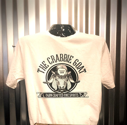 Crabbie Goat Tee