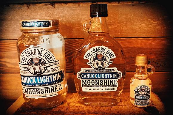 Canuck Lightnin' Moonshine