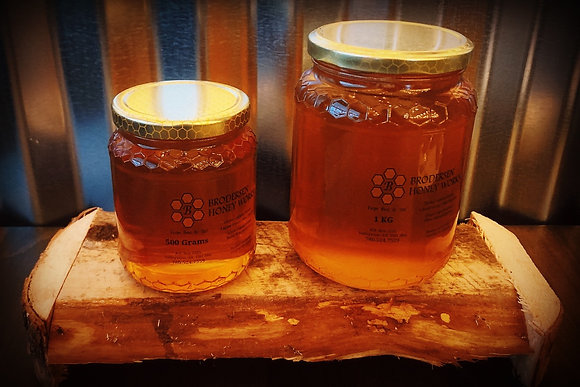 Alberta Orchard Honey