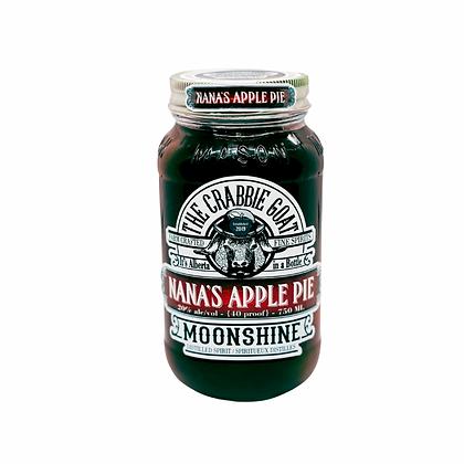 Nana's Apple Pie Moonshine
