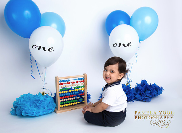 Little Boy First Birthday Photos in Toronto studio Little Boy First Birthday Photos in Toronto studio