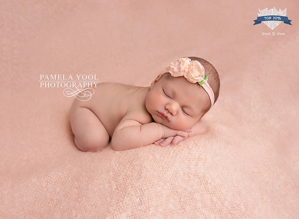 Shoot and Share 2019 Contest - Newborn Top 20% 7,734 place out of 39,479
