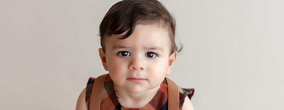 Older Baby Photos Toronto Studio