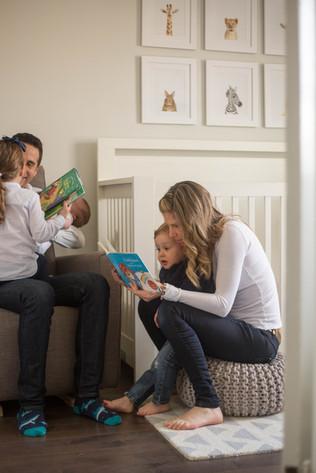 Lifestlye Family Photographer Toronto
