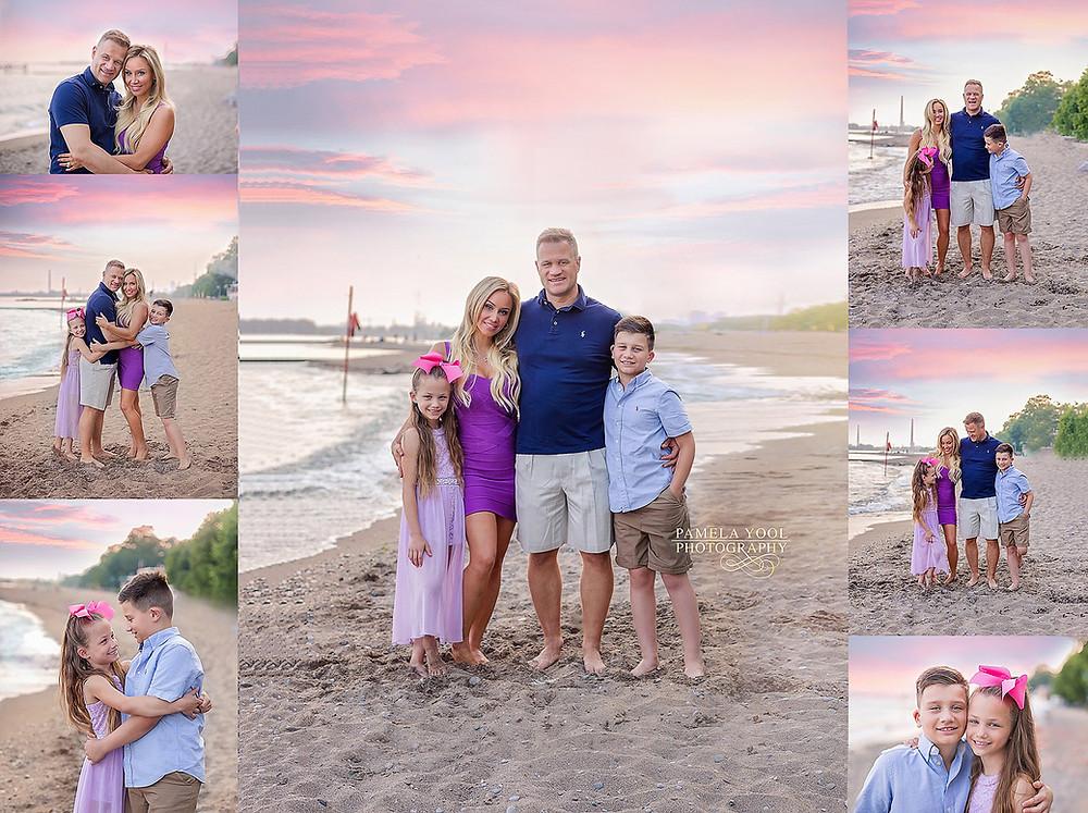 Sunset Beach Portraits Toronto