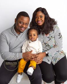 In Studio Family Photos