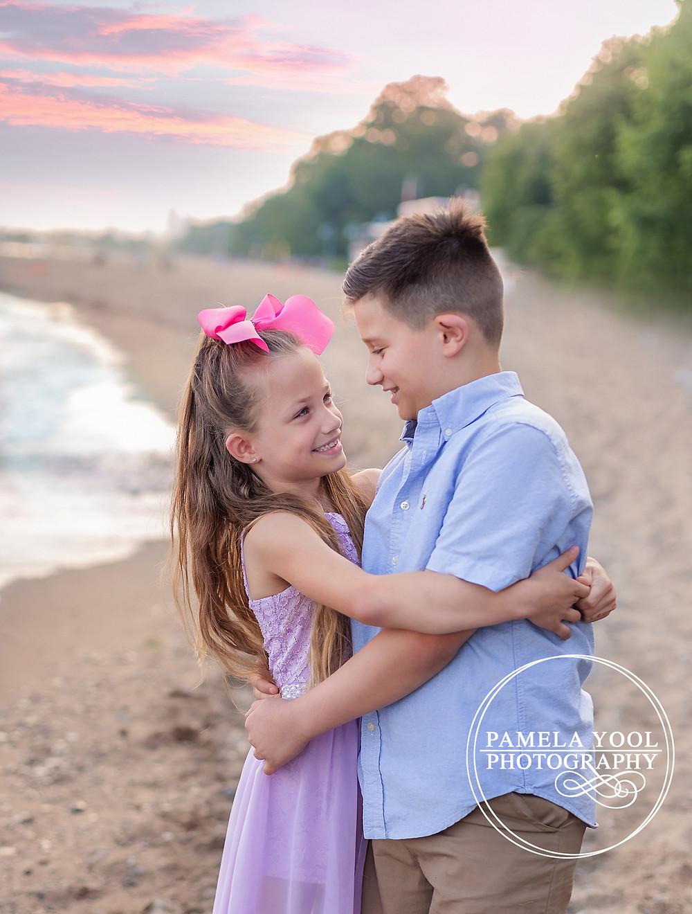 Toronto Child Photography Beaches
