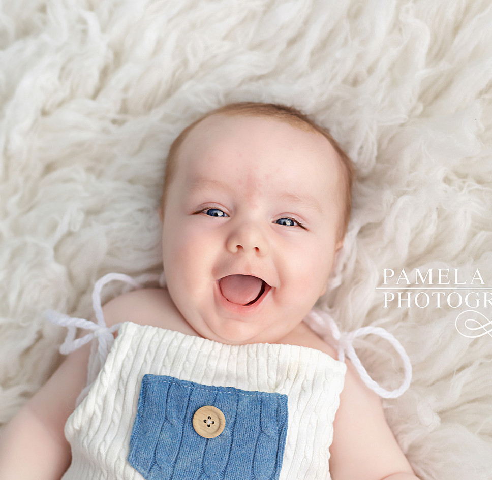 Toronto Baby Photograher
