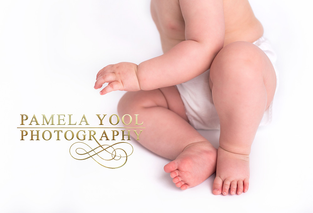 Little Sitter Milestone Photography