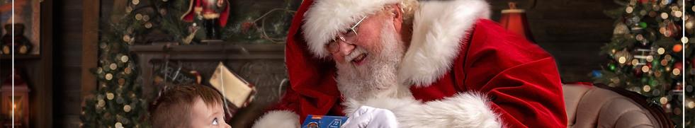 Toronto Christmas Minis with Santa