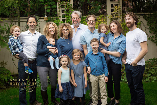 Extended Family Photographer Toronto