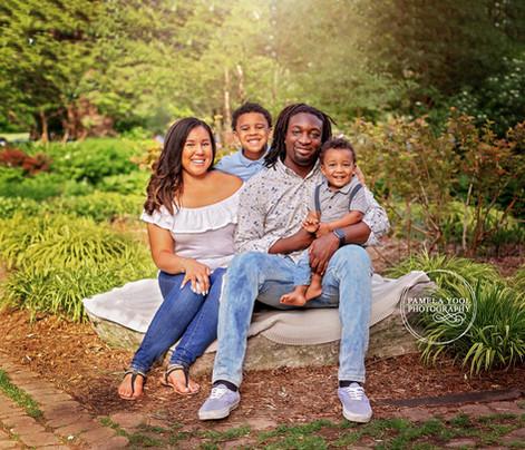 Outdoor Family Portraits Toronto