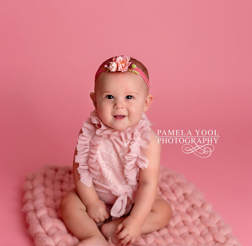 Baby Photos with Outfits and Props