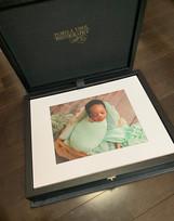 Matte Prints with Leather Presentation Box