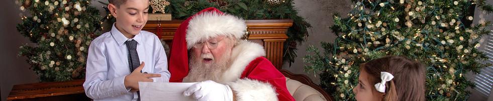 Santa Experience Toronto Photo Studio