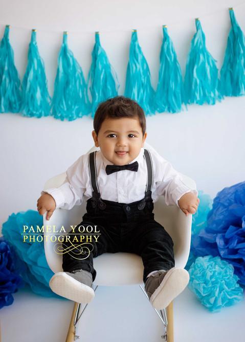First Birthday Portrait Photography