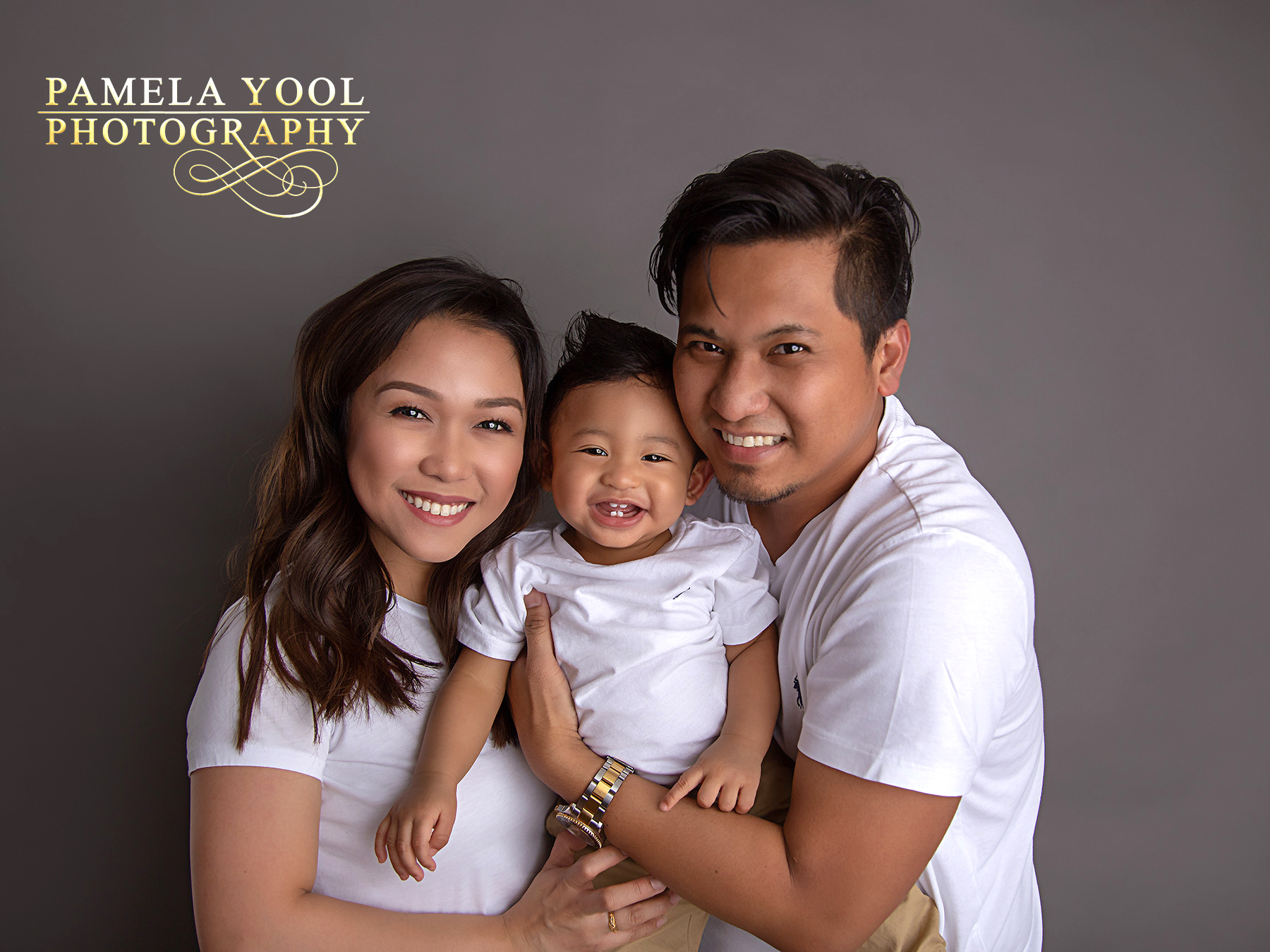 Family Portraits Toronto Studio