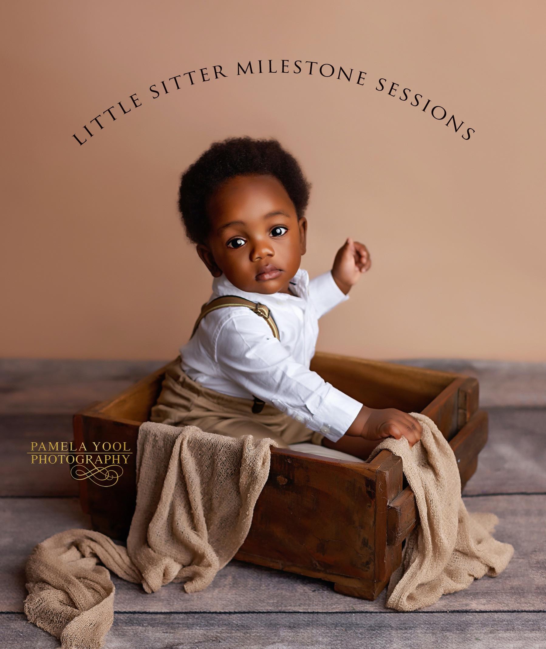 Little Sitter Milestone - May 1