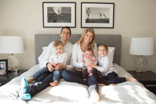 Toronto Family Photography in Home