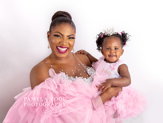 Mommy and Me Portrait Photography