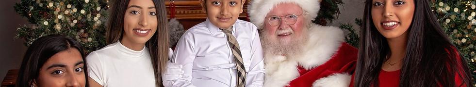 Portraits with Santa GTA