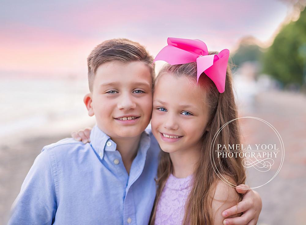 Beach family Photoshoot