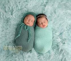 Twin newborn Photographer Toronto