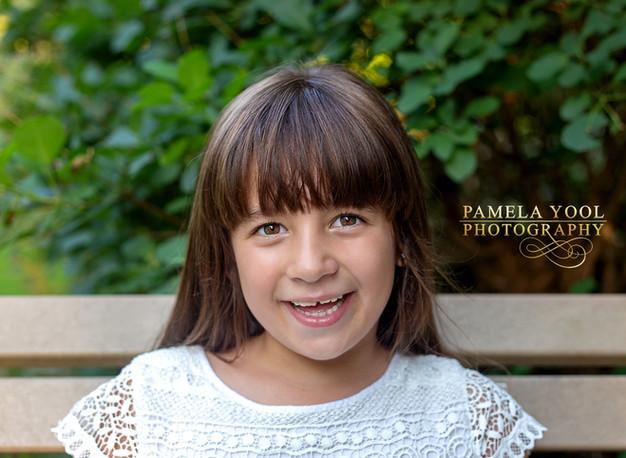 James Garden Park Child Portrait