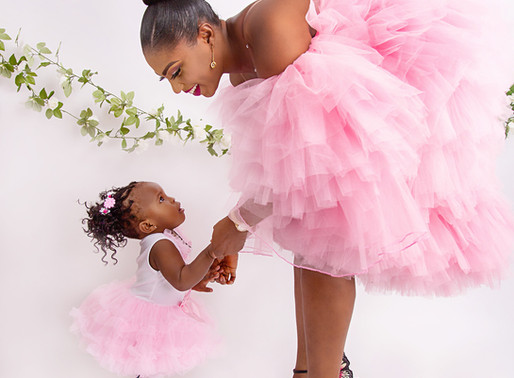 Pretty in Pink Cake Smash | Toronto First Birthday Portraits | Toronto Photo Studio