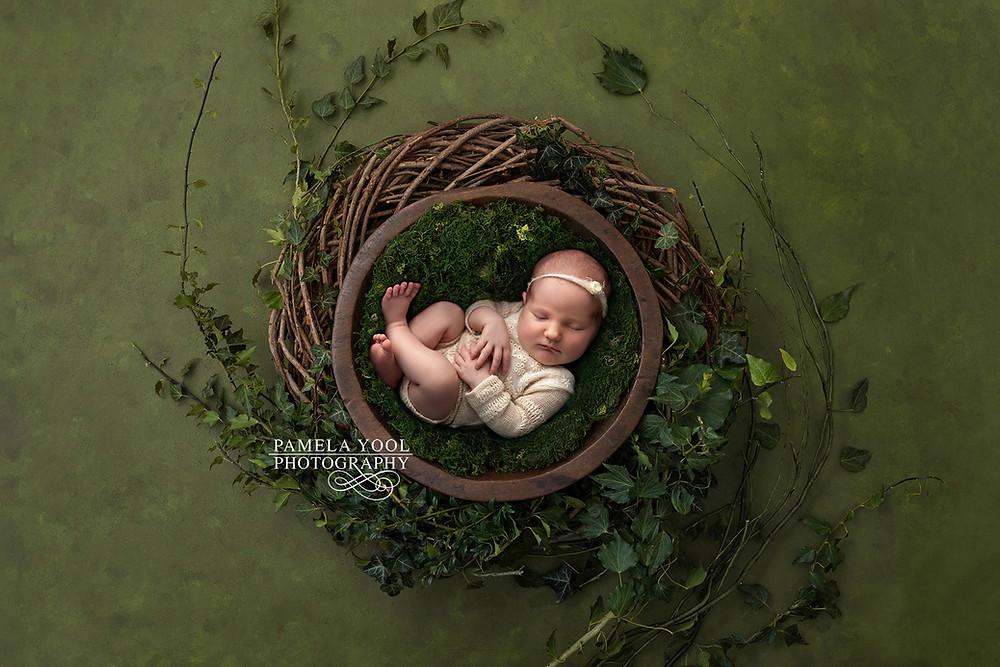 Ivy Newborn Photography