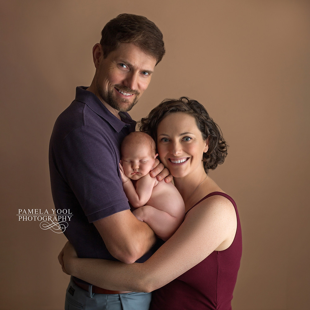 Toronto Baby and parent Portraits
