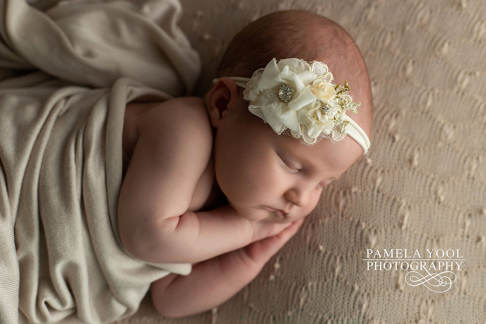 Newborn Portrait Photography Toronto