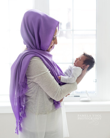 Newborn-Lifestyle-Photography-Toronto-Hijab