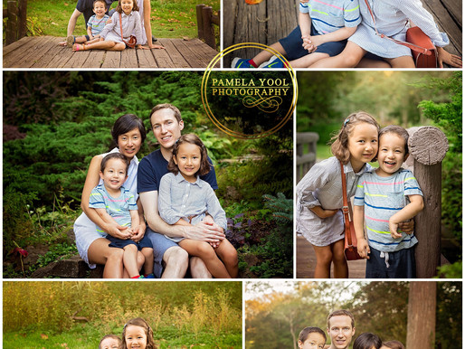 Top 5 Reasons why you should hire a Professional Photographer for your Family Portraits
