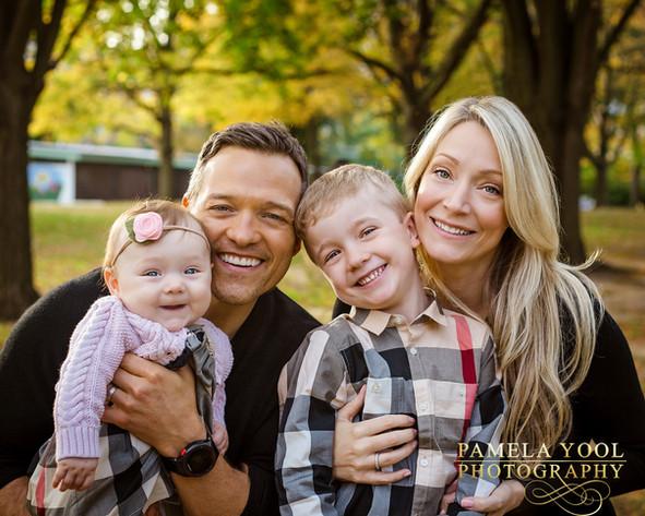 Family Photographer Toronto - Fall Minis