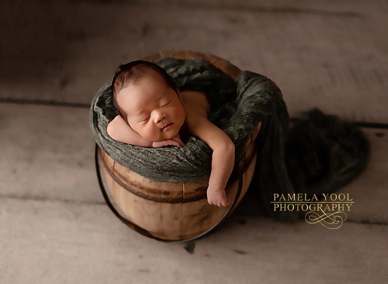 baby photoshoot Toronto