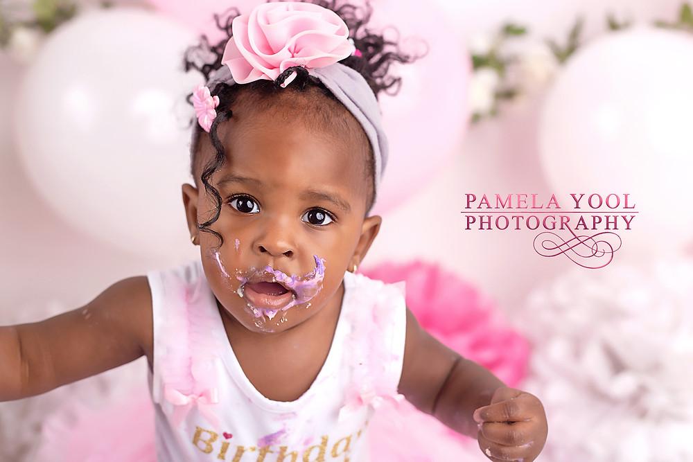 Birthday Portraits for the Birthday Princess