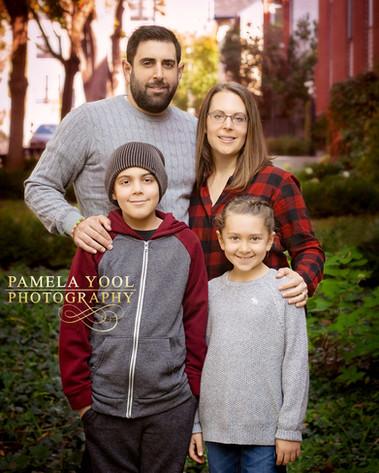 Family Photographer Toronto Outdoor Portraits
