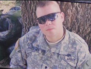 Motorcycle Torch Ride Stops In Jonesboro For Fallen Soldier