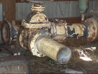 Caraway Water Supply Runs Dry