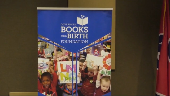 Imagination Library Comes To West Tennessee Healthcare Hospitals